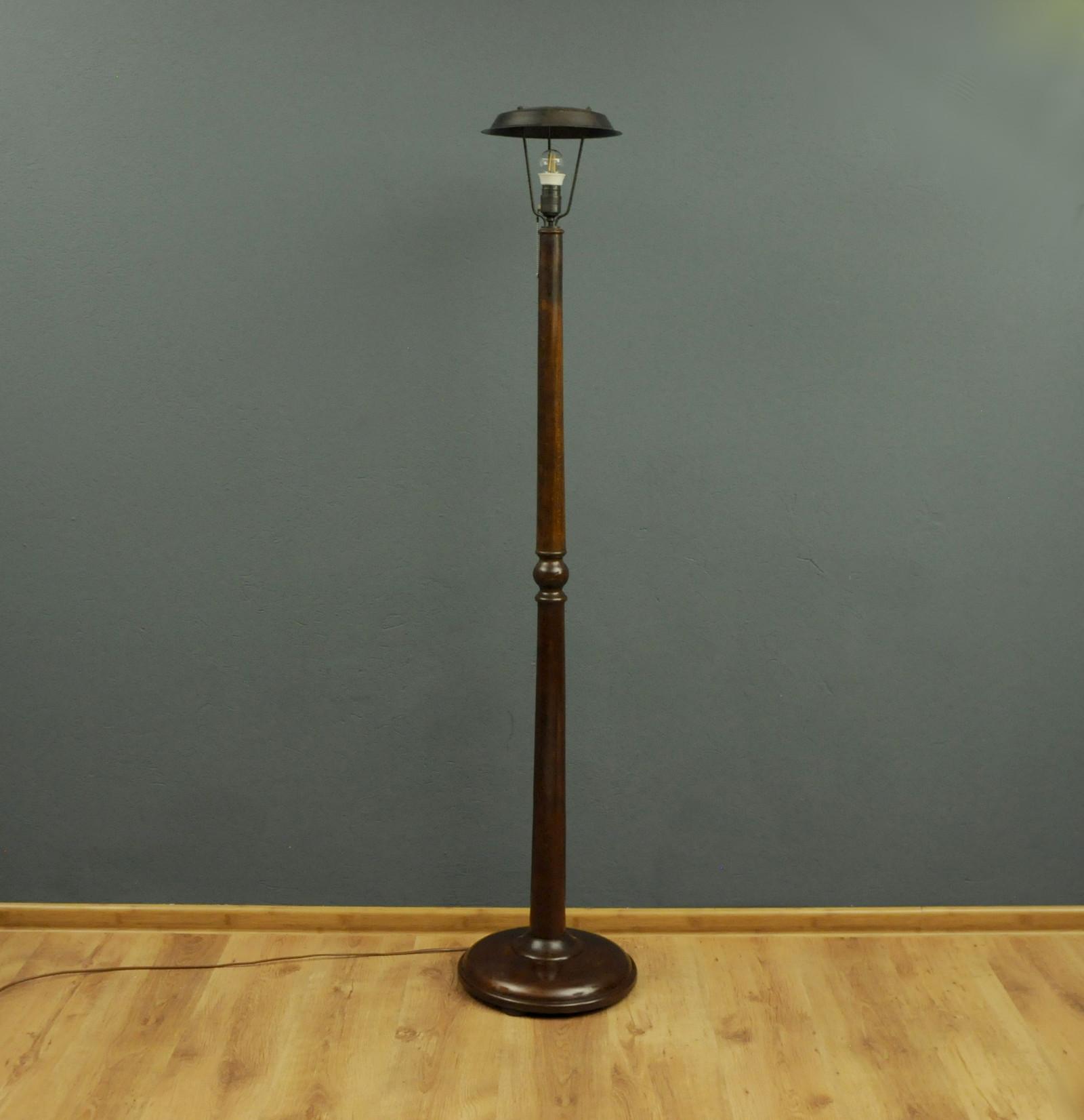 Wspaniały Okazała Lampa Gabinetowa Art Deco MM22
