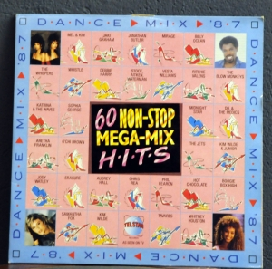 60 Non-Stop Mega-Mix Hits