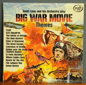 Big War Movie Themes- Geoff Love And His Orchestra