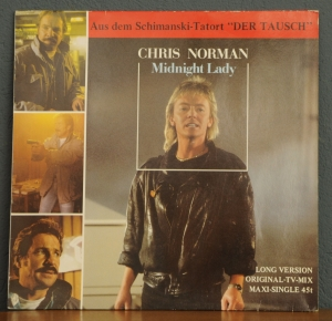 Chris Norman ‎– Midnight Lady (Long Version)