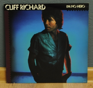 More Images  Cliff Richard ‎– I\'m No Hero