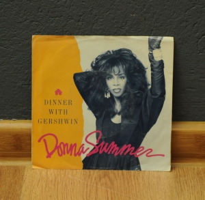 Donna Summer ‎– Dinner With Gershwin
