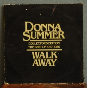 Donna Summer ‎– Walk Away Collector\'s Edition