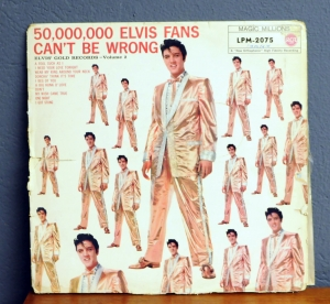 Elvis\' Gold Records