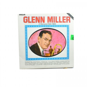 Glenn Miller And His Orchestra ‎– A Legendary Performer