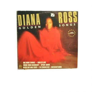 Diana Ross ‎– Golden Songs