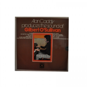 Alan Caddy ‎– Alan Caddy Plays & Sings Gilbert O'Sullivan