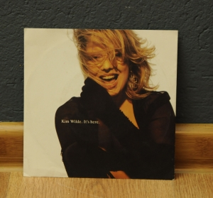 Kim Wilde ‎ It's Here