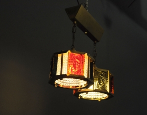 LAMPA Carl Fagerlund VINTAGE r