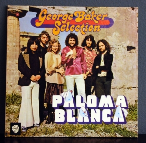Paloma Blanca - George Baker Selection ‎
