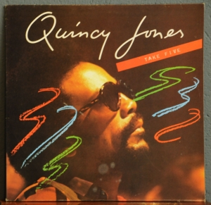 Quincy Jones ‎– Take Five