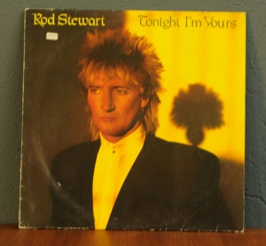 ROD STEWART-  TONIGHT I'M YOURS