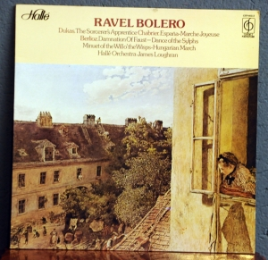 Ravel Bolero - Orchestra, James Loughran