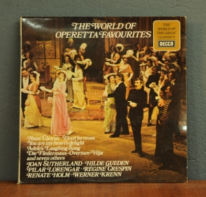 The World Of Operetta Favourites