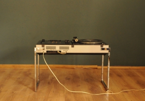 WEGA Studio 3212 HiFi Stereo with a DUAL 1216 turntable g