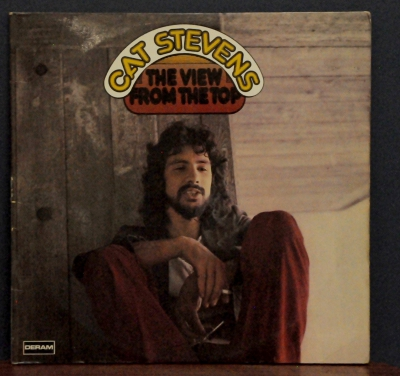 Cat Stevens ‎The View From The Top 2 x vinyl