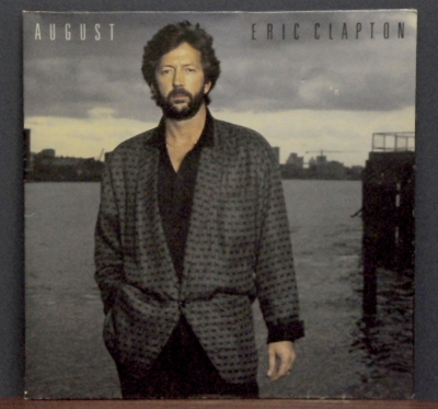 Eric Clapton- ‎August