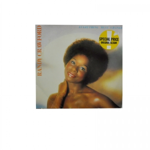 Randy Crawford ‎– Everything Must Change
