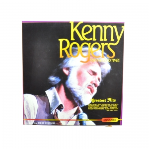 Kenny Rogers ‎– For The Good Times-Greatest Hits
