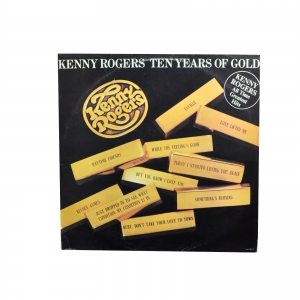 Kenny Rogers ‎– Ten Years Of Gold