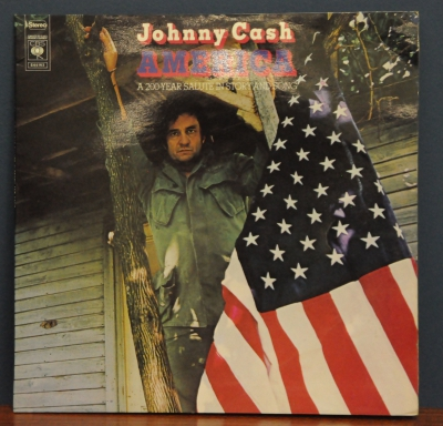Johnny Cash ‎ America A 200-Year Salute In Story And Song