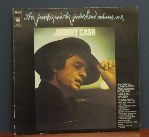 Johnny Cash -The Junkie And The Juicehead Minus Me