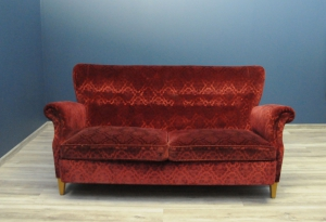 Duńska Sofa Art Deco