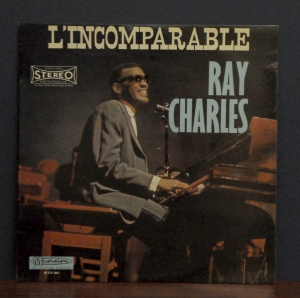 Ray Charles ‎– L\'Incomparable