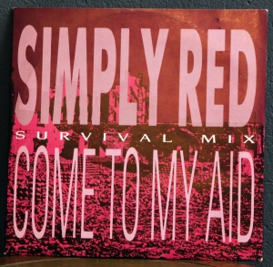 Simply Red ‎– Come To My Aid (Survival Mix)