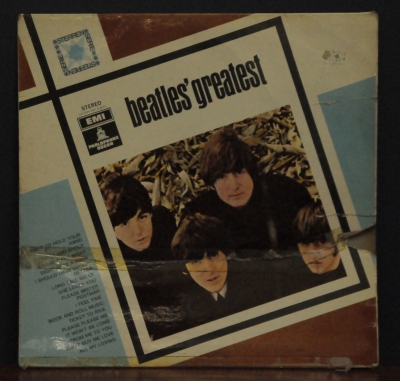 The Beatles ‎Beatles\' Greatest