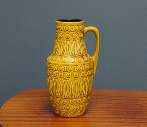 Dzban West Germany Art Pottery