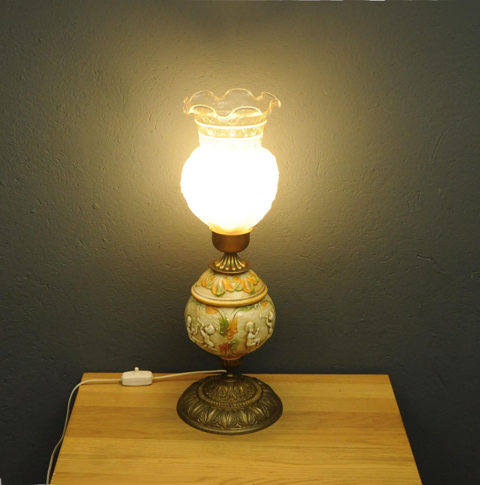 Wspaniały Lampa Art Deco EC52